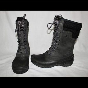 The North Face shellista boots